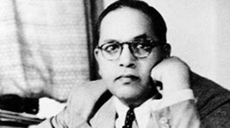 Ambedkar against nationalism