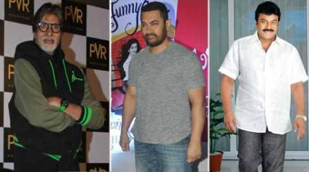 Amitabh Bachchan, Aamir Khan, chiranjeevi, actor Amitabh Bachchan, actor Aamir Khan, actor chiranjeevi, Amitabh Bachchan chiranjeevi, Aamir Khan chiranjeevi, chiranjeevi birthday, Amitabh Bachchan news, Aamir Khan news, chiranjeevi news, entertainment news