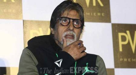 Amitabh Bachchan, Amitabh Bachchan movies, Amitabh Bachchan upcoming movies, Amitabh Bachchan news, Amitabh Bachchan log, Amitabh Bachchan twitter, entertainment news, big b, big b news