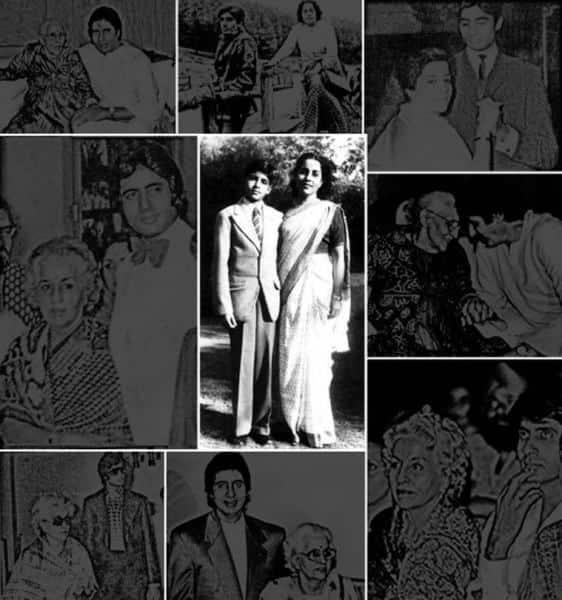 Amitabh Bachchan, Amitabh Bachchan Mother, Teji Bachchan, Amitabh Bachchan Teji Bachchan, Amitabh Bachchan Mother Pics, Amitabh Bachchan Mother Teji Bachchan, Amitabh Bachchan Remembers Mother, Amitabh Bachchan Mother Birth Anniversary, Teji Bachchan birth Anniversary, Entertainment news