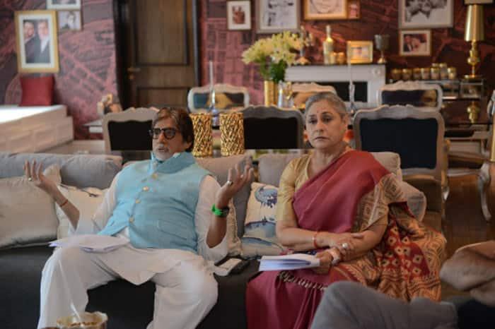 Amitabh Bachchan, Jaya Bachchan, Ki And Ka