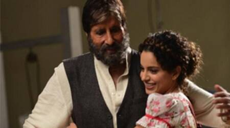 Kangana Ranaut is talented and wonderful: Amitabh Bachchan