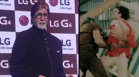 Big B remembers his rebirth, 33 years after a near-fatal accident in 'Coolie'