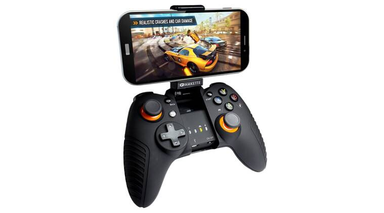Amkette, Amkette evo gamepad, Amkette evo gamepad price, Amkette evo gamepad flipkart, Android gaming console, technology news