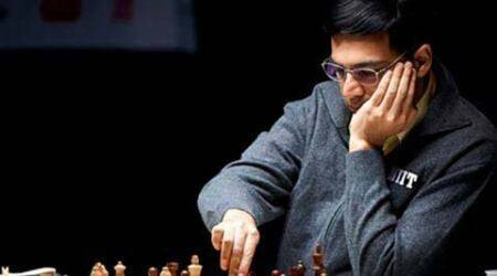 After successive defeats, Viswanathan Anand opens account in SinquefieldCup