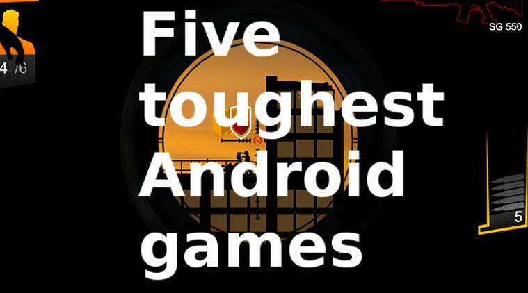 Android, Google, gaming, Android  gaming, tough android games, hardest android games, top 5 latest android games, free games, best free Android games, technology news