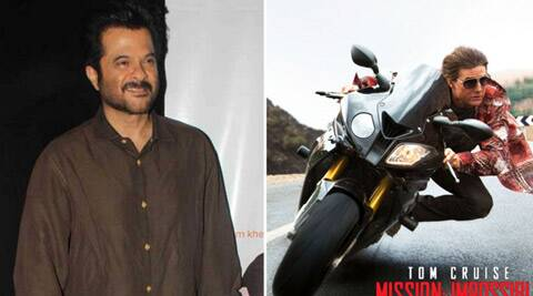 Anil Kapoor, Tom Cruise, Mission Impossible Rogue Nation, Welcome Back, Entertainment news
