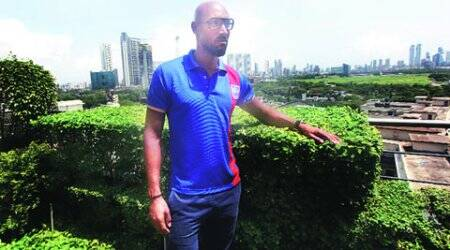 Nicolas Anelka, football, Mumbai City FC, Mumbai City Football Club, Real Madrid, soccer, indian football, sports, soprts news, indian express sports news