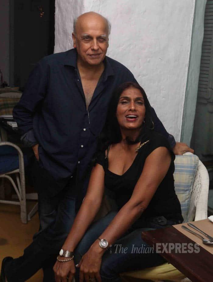 Aashiqui, Anu Aggarwal, Rahul Roy, Deepak Tijori, Anusual: Memoir of a Girl Who Came Back from the Dead, Pooja Bhatt, Mahesh Bhatt, anu aggrawal book launch, anu aggarwal rahul roy, anu aggarwal pics, aashiqui anu aggarwal, aashiqui rahul roy, entertainment, bollywood