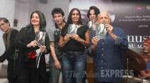 Aashiqui, Anu Aggarwal, Rahul Roy, Deepak Tijori, Anusual: Memoir of a Girl Who Came Back from the Dead, Pooja Bhatt, Mahesh Bhatt, anu aggrawal book launch, anu aggarwal rahul roy, anu aggarwal pics, aashiqui anu aggarwal, aashiqui rahul roy, entertainment, bollywood