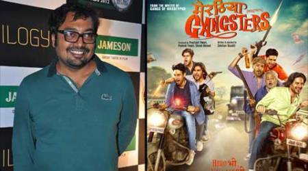Meeruthiya Gangsters, Meeruthiya Gangsters movie, anurag kashyap, Meeruthiya Gangsters cast, Meeruthiya Gangsters release, entertainment news