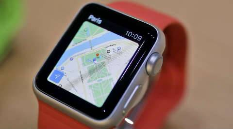 Apple Watch grabs second spot in global wearables market: IDC