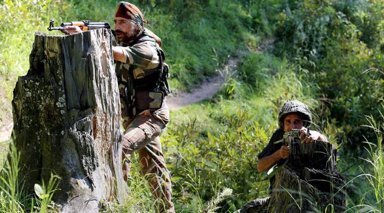 pakistan terrorist, kashmir encounter