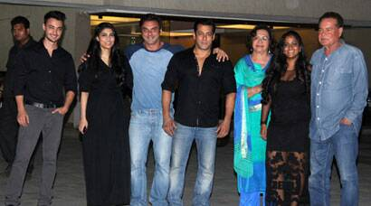 Salman Khan's sister Arpita Khan's birthday bash: A grand affair