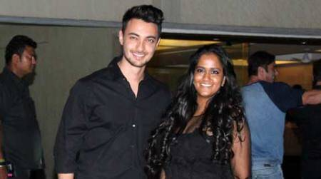 Salman's sister Arpita off to Barcelona for her 26th birthday