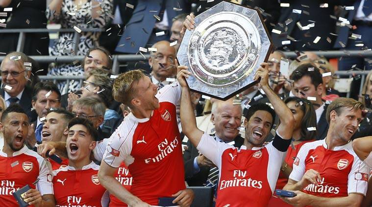 Arsenal Chelsea, Chelsea Arsenal, Arsenal FA Community Shield, FA Community Shield Arsenal, Arsenal vs Chelsea FA Community Shield, Football News, Football