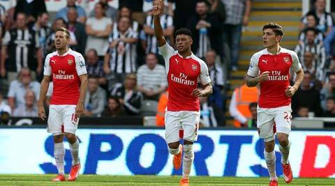 Arsenal hand 10-man Newcastle United 1-0 defeat