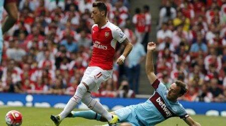 Arsenal Mesut Ozil. Mesut Ozil Arsenal, Arsenal Ozil, Ozil Arsenal, English Premier League, Arsenal Football, Football News, Football