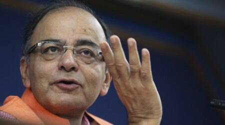 No concerns on fiscal deficit; Sell-off a challenge due to global problems: Arun Jaitley
