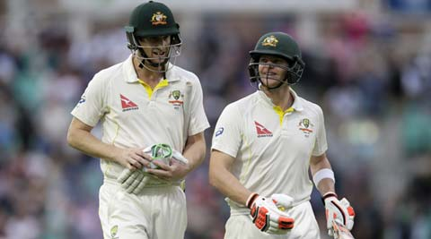 Ashes 2015: Australia end Day 1 on 287/3 after David Warner, Steve Smith fifties