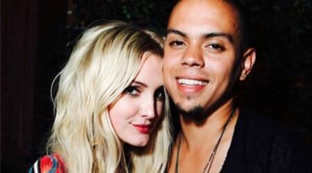 Evan Ross, Ashlee Simpson welcome daughter