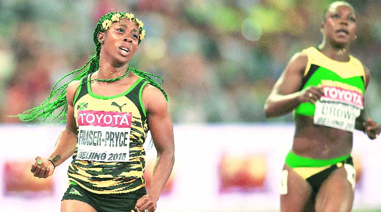 World Athletics Championships, World Championships, Athletics Worlds, Shelly-Ann Fraser-Pryce, Shelly-Ann Fraser-Pryce Jamaica, Athletics News, Athletics