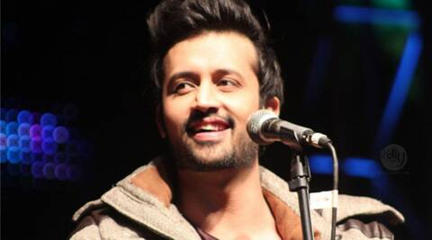Atif Aslam, Atif Aslam Aadeez, Atif Aslam Singer, Atif Aslam Concert, Atif Aslam Event, Atif Aslam Stage Show, Atif Aslam Songs, Entertainement news
