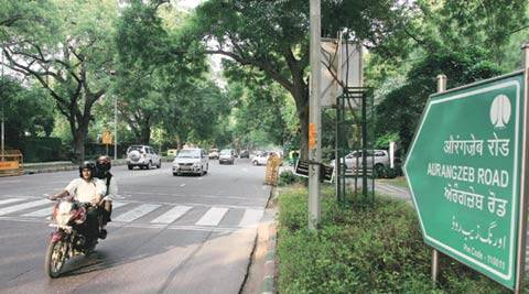 Delhi exits 'cruel' Aurangzeb Road for 'kind' Abdul Kalam