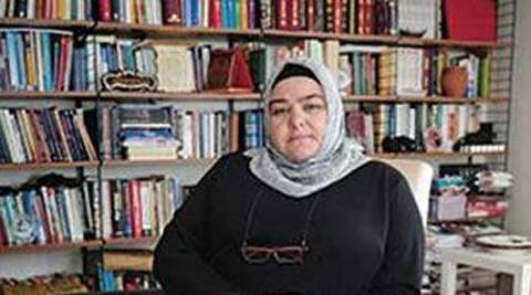 In first, headscarf-wearing woman named minister in Turkey