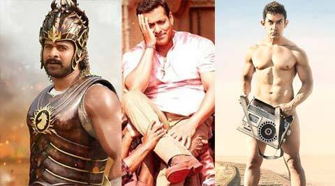Bajrangi Bhaijaan, Baahubali, PK: India's highest grossing films