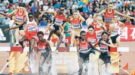 World Athletics Championships: Lalita Babar starts strong but runs out of steam to finish eighth