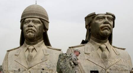 ISIS top command dominated by ex-officers in Saddam'sarmy