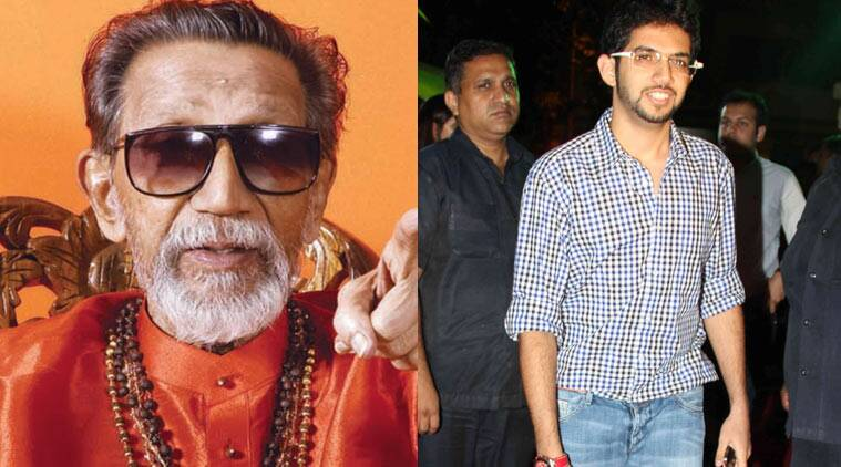 Bal Thackeray, Aditya Thackeray, Bal Thackeray biopic
