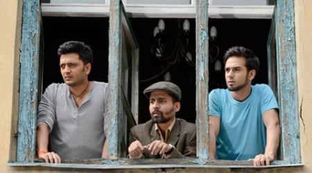 Bangistan review: Riteish Deshmukh is a bit too grim, Pulkit Samrat a tad toochirpy