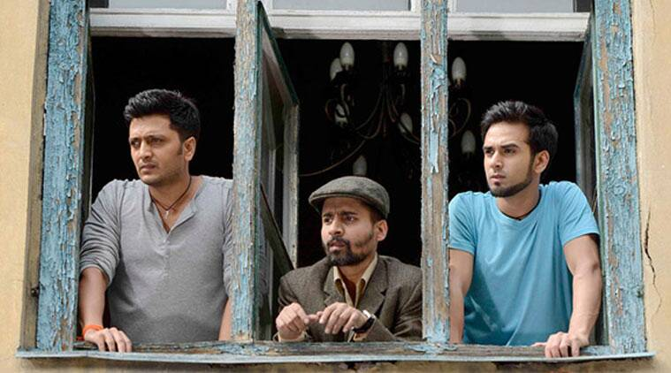 Bangistan review, Bangistan, Bangistan movie review, Bangistan film review, pulkit samrat, riteish deshmukh, Jacqueline Fernandez, Kumud Mihsra, Jacqueline Fernandez, Chandan Roy Sanyal, Karan Anshuman, film review, review, movie review, entertainment news