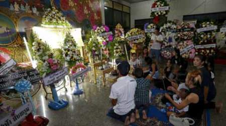 Thailand to hold rites of five religions for Bangkok blast victims