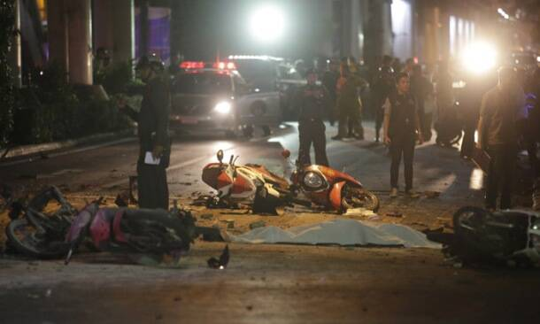 Bangkok, bangkok blast, bangkok Bomb blast, bangkok Explosion, bangkok Bomb Explosion, BAngkok news, Huge Explosion in Bangkok, Explosion in Bangkok, Thailand Bomb Blast, thailand Blast, Erawan shrine, Thailand News, Indian Express