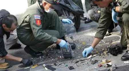 Thai blast probe: Two Indians picked up by police released