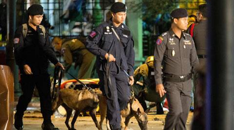 Thai PM Prayuth Chan-ocha says main suspect in Bangkok bomb probe arrested