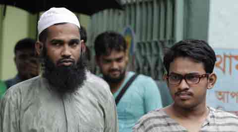 Bangladesh arrests 2 more suspects in blogger's killing