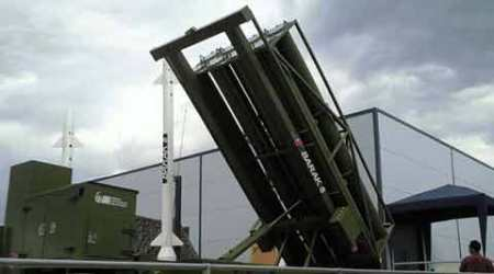 Barak 8 surface-to-air missile to be test-fired this month