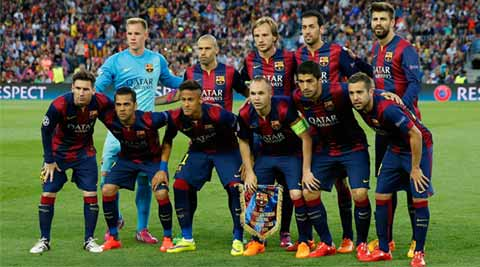 Champions League: In title defence, Barcelona has a favourable draw