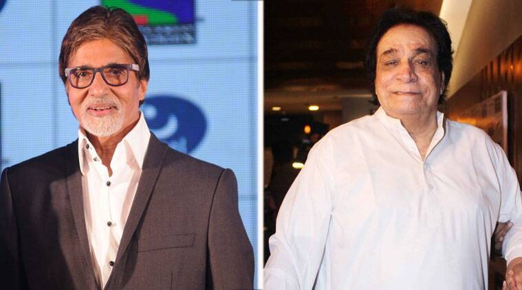 amitabh bachchan, kader khan, big b, amitabh bachchan kader khan, kader khan news, entertainment news