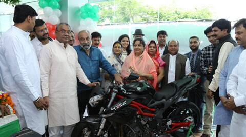 DSK Benelli inaugurates first exclusive outlet in Madhya Pradesh