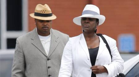 Leolah Brown, Pat Houstan, Bobbi Kristina Brown, Bobbi Kristina Brown aunt, Whitney Houston sister-in-law, Bobbi Kristina co-legal guardian, Bobbi Kristina memorial service, Bobbi Kristina Brown Funeral, Bobbi Kristina Funeral, Bobbi Brown Funeral, Entertainment news