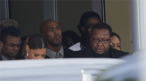Bobby Brown says 'final private goodbye' to Bobbi Kristina