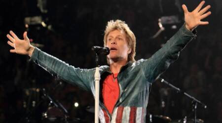 Bon Jovi splits from record label after 32years
