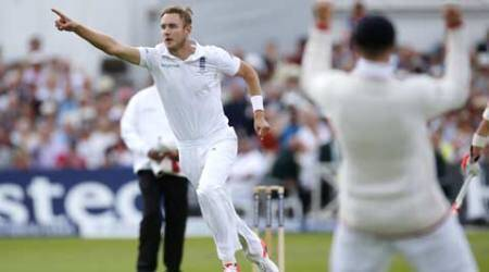 It was the best day's cricket I have been involved in, says Stuart Broad