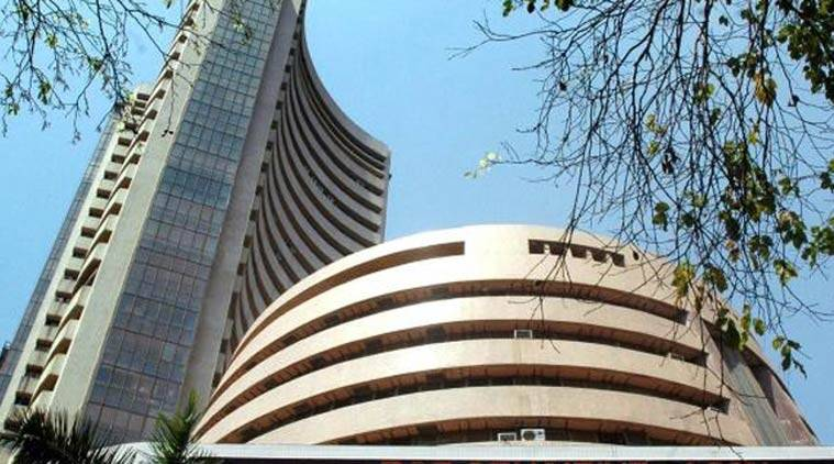 Sensex, Nifty back in green, all eyes on macro data