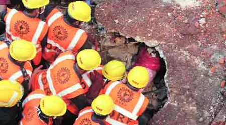 Building collapse: After 2 disasters in a month, NDRF to get a base in Thane